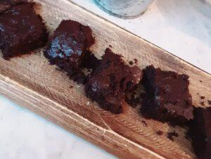 Los fantásticos brownies de Belu